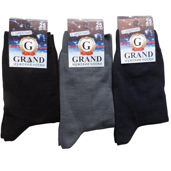 Носки мужские GRAND  арт. MT-201