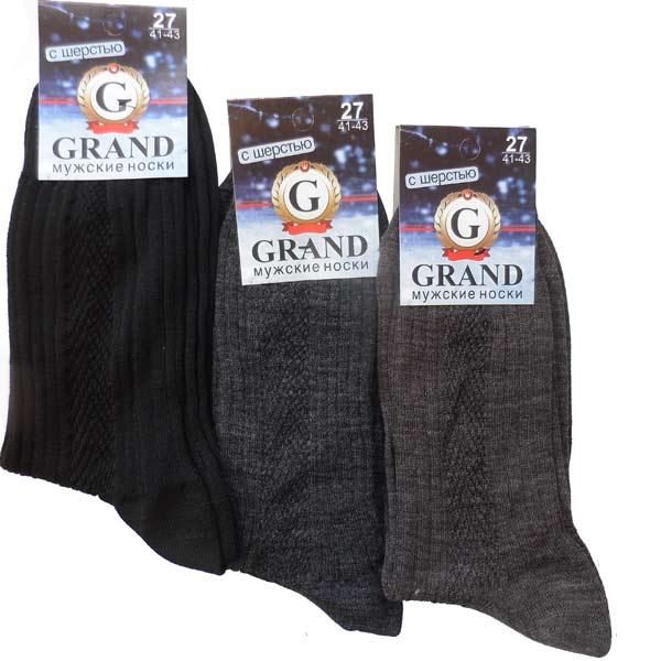 Носки мужские GRAND  арт. MT-202
