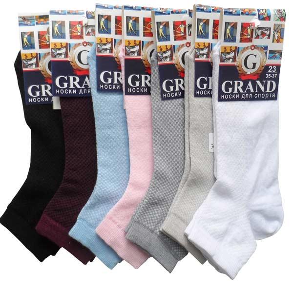 Носки женские для спорта GRAND  арт. С-31